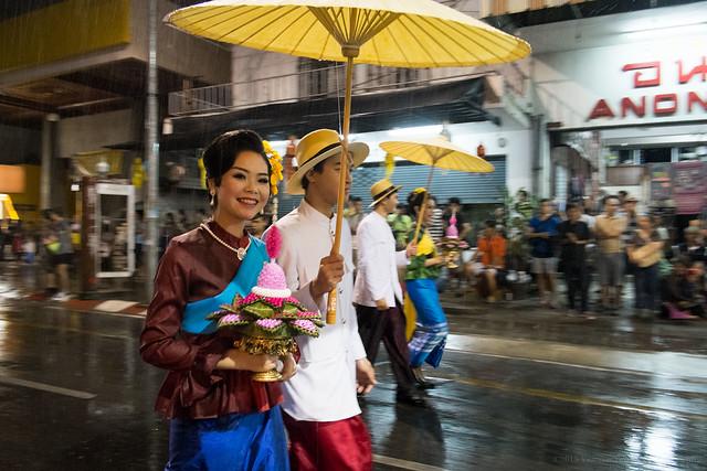 Big Krathong Day parade
