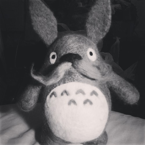 Hipster Totoro