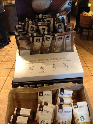 Starbucks VIA Latte