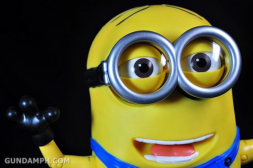 Talking Minion Dave by ThinkWayToys Review (22)