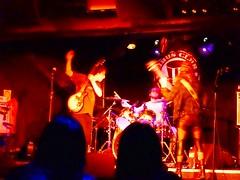 Jack's on fire @ Demi-finales Tremplin Gibus Rock - 29 juin 2013