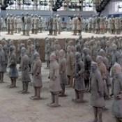 China - Xian - Terracotta Army - 17