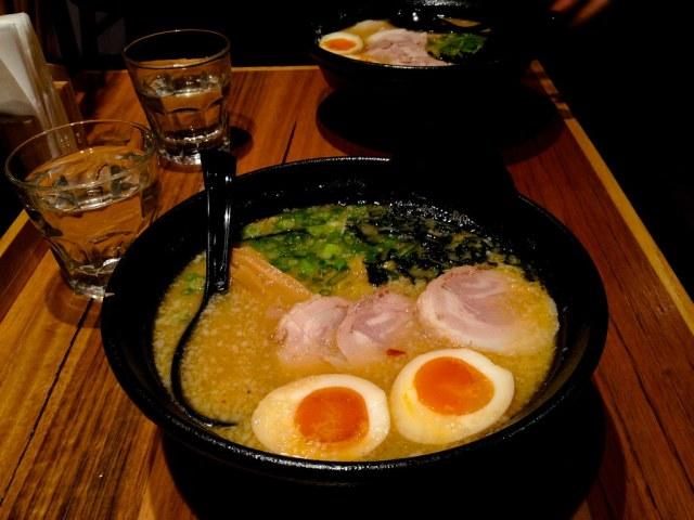Classic Tonkotsu Ramen とんこつラーメン