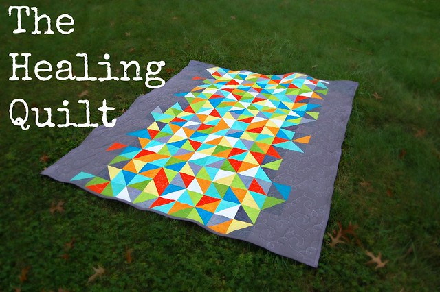 Healing Quilt Title Photo