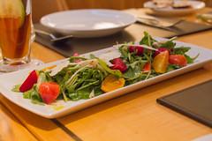 Roasted Baby Beets Salad