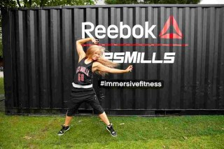 'THE PROJECT IMMERSIVE FITNESS' - Reebok - Les Mills (12)