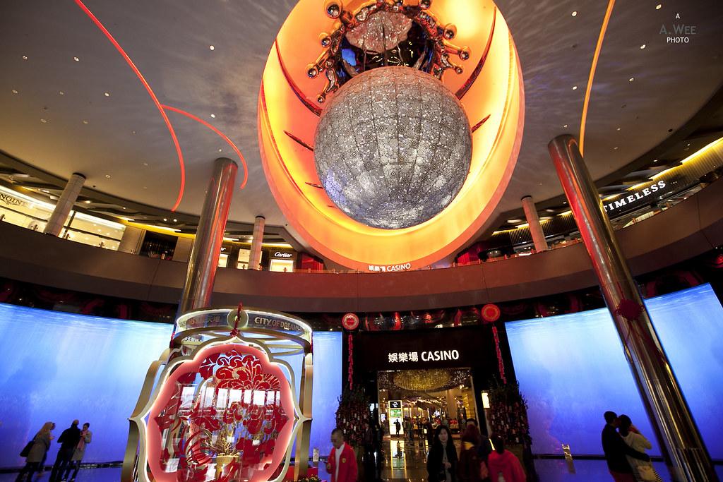 Casino Main Atrium