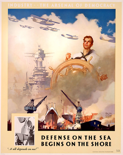 1942 ... defense of the sea! by x-ray delta one