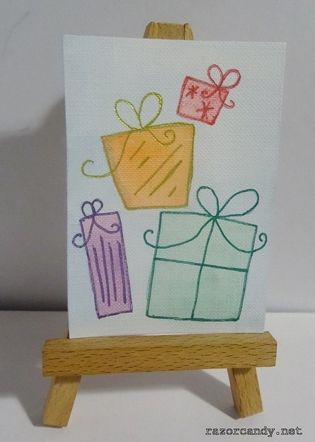 Gift boxes (2)