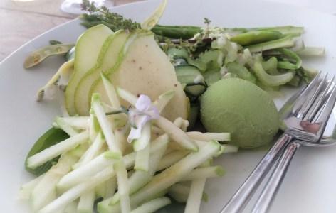 Babel@Babylonstoren - Green Salad