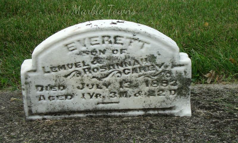 Riverside Cem-Everett son of Lemuel