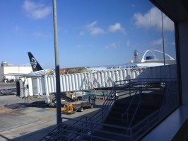 The Hobbit plane from Air New Zealand
