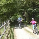 15 Viajefilos en Navarra, Via Verde Plazaola 006