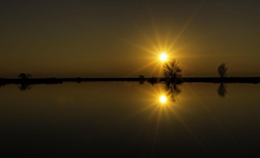 Mendota Sunset