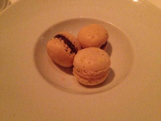 Mini macarons - Jardiniere