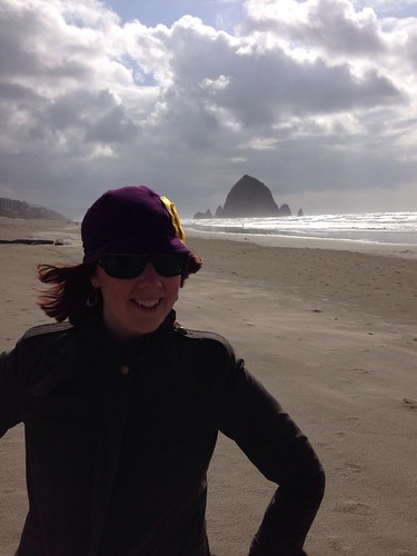 Jacks at Haystack Rock