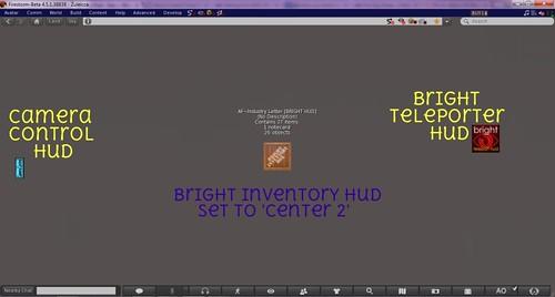 My Screen w/ BIB-HUD