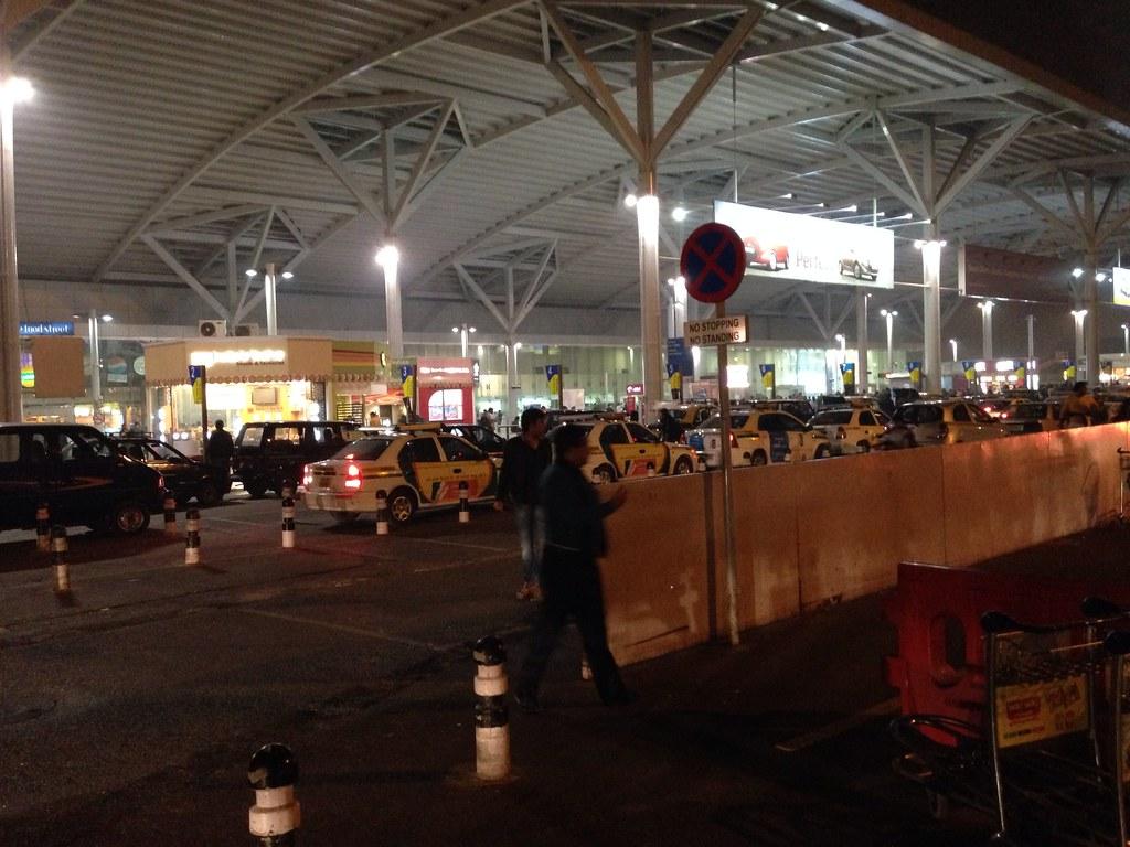 Delhi Domestic Airport Terminal