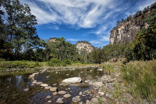Carnarvon Creek Queensland