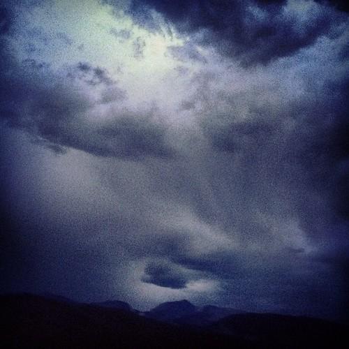 Storm #clouds #colorado by @MySoDotCom