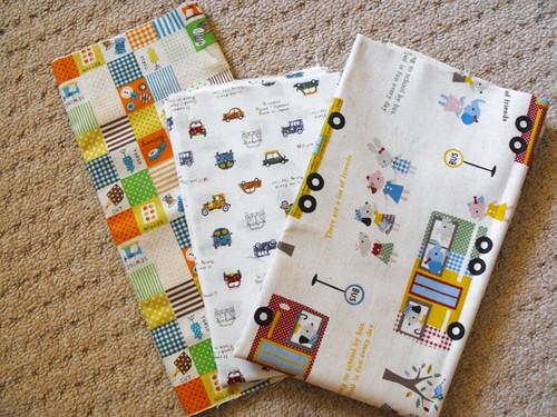 Portland fabric - Japanese