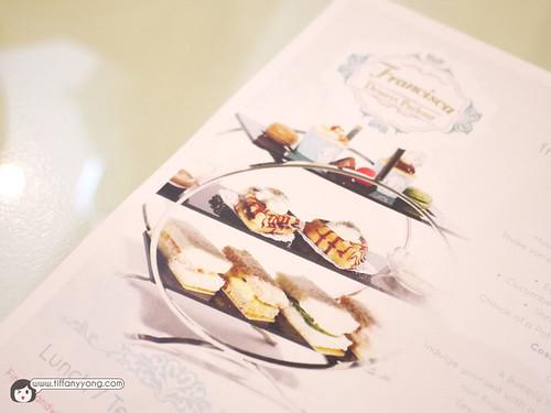 Francisca Tea Set