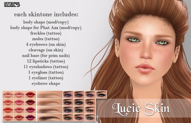 Lucie Skin