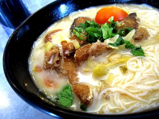 The Kitchen creamy fish bihun