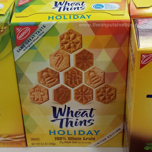Limited Edition Wheat Thins Holiday