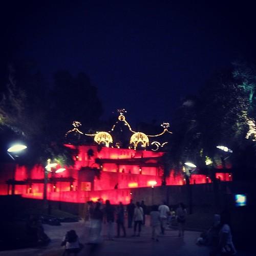 Sentosa #singapore #christmas by @MySoDotCom