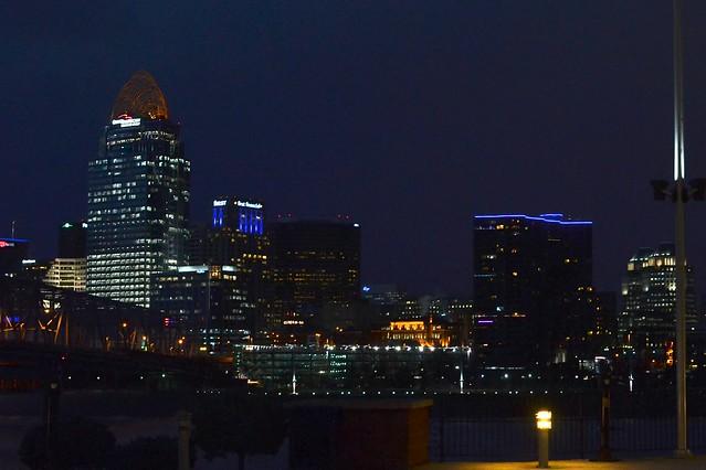 Cold Night in Cincinnati