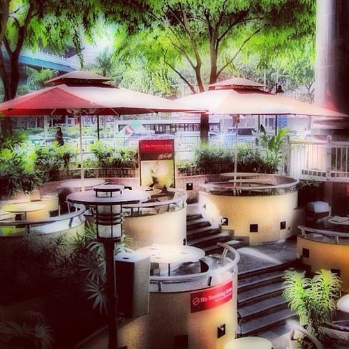 McCafe #singapore by @MySoDotCom