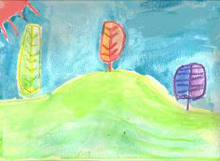 whimsical trees - rafe