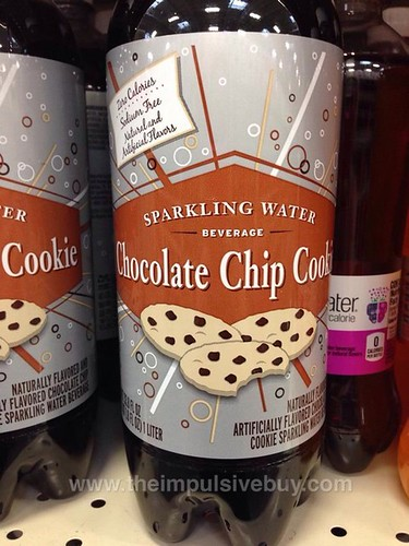 H-E-B Chocolate Chip Cookie Sparking Water