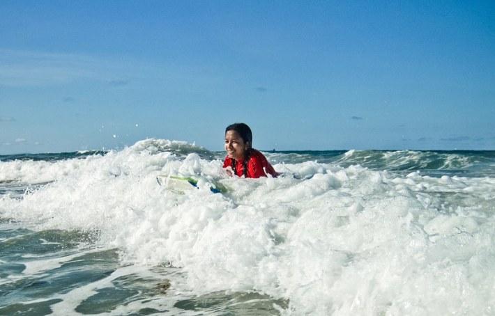 Bagasbas Beach, Camarines Norte