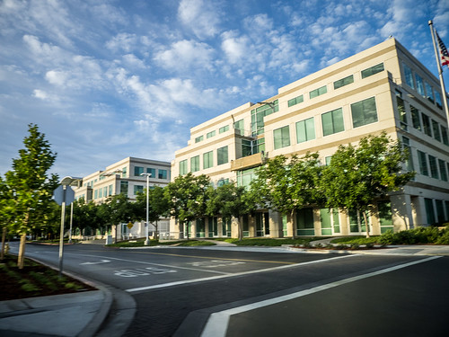 Apple Headquarters in Cupertino