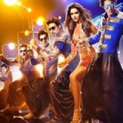 New Indian Movie 2014 Happy New Year HD Wallpaper - Stylish HD Wallpapers.