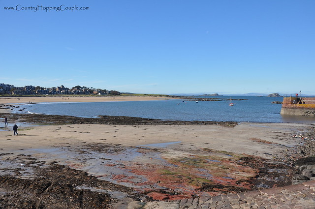 view from North Berwick