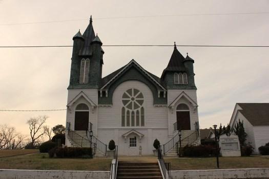 Fort Deposit United Methodist Church