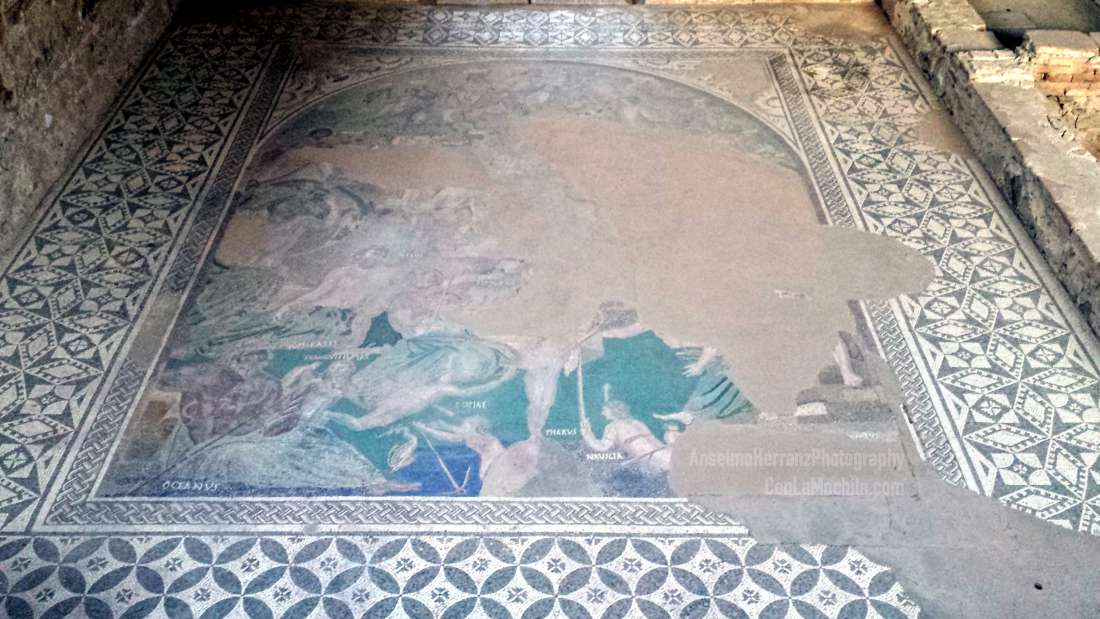 Casa del Mitreo - Mérida - Badajoz