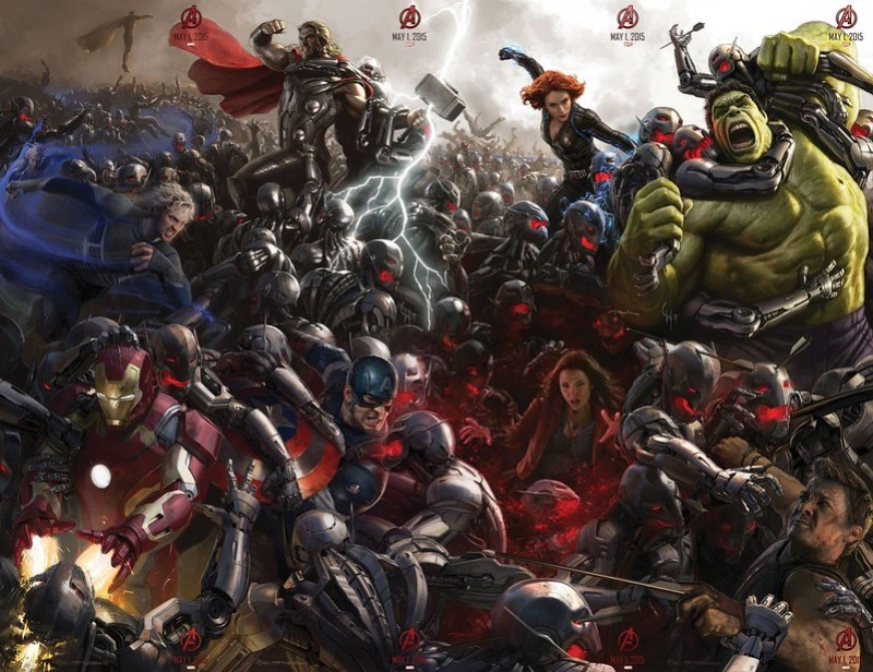 Report: Russo Brothers To Direct Avengers: Infinity War 1