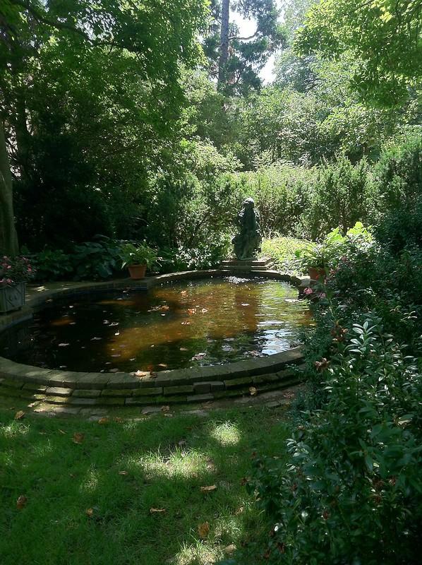 Tudor pond