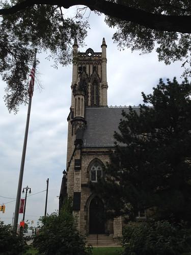 Detroit - Saint John's Church
