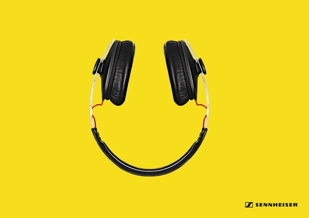 Sennheiser - Smiley Phones