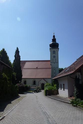 Kirken i Aich