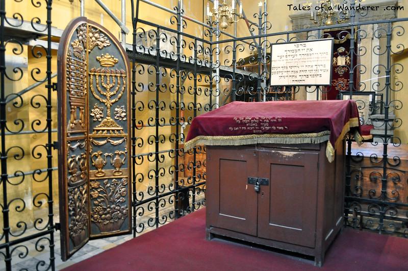 KRAKÓW - Synagoga Remuh