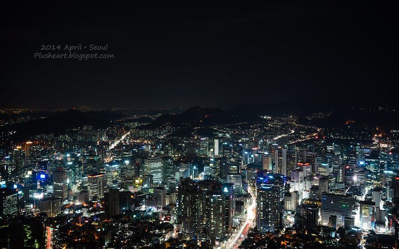 ▌首爾 ▌ 首爾的夜晚去哪兒好? (或是不去哪兒好…)