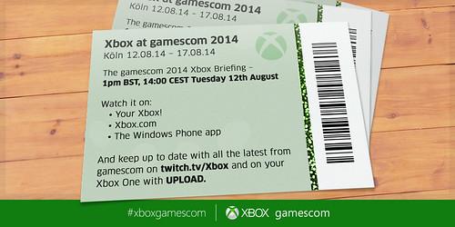 ticket to gamescom