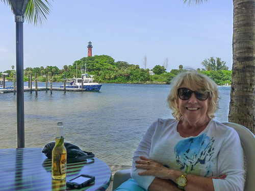 Jupiter Inlet and Lighthouse