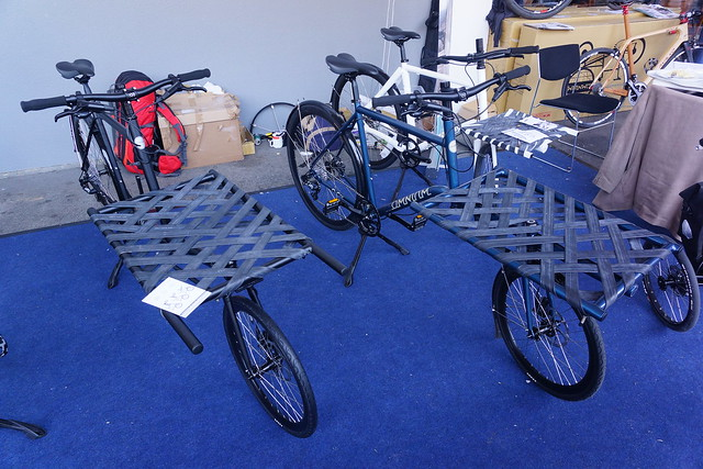Eurobike 2014: front cargo nets